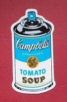 Pegatina, Tomate Soup 2, Aspecto Brillante - Pegatinas Portátil Skateboard -  - ebay.es
