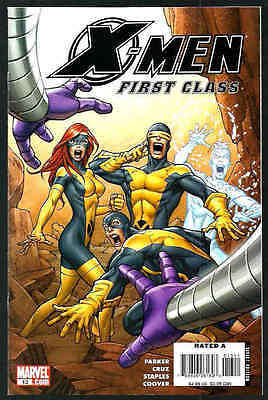 X-MEN FIRST CLASS US MARVEL COMIC VOL.1 # 13/'08