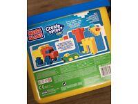 Mega blocks 300 pieces junior