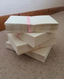 A6 Quality Cream Envelopes - pack of 200