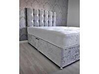 Uk manufactured 🇬🇧 Brand new divan beds