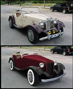1952 MGTD KIT CAR