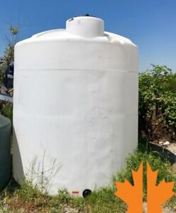 5000 Gallon Premium Storage Tank