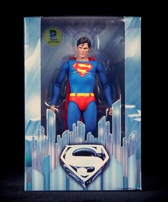 "NECA Superman The Movie TRU Exclusive Christopher Reeve DC Figure 7"" Authentic"