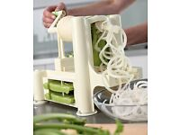 Vegetable sprialiser