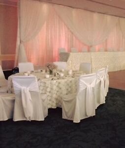 Backdrops $200 all styles and colours with Led lights Edmonton Edmonton Area image 2