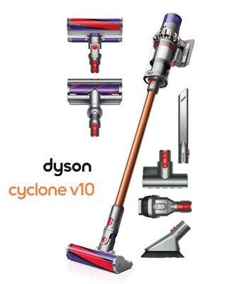 DYSON - ASPIRAPOLVERE CYCLONE V10 ABSOLUTE+ CORDLESS SENZA SACCO SCOPA ELETTRICA
