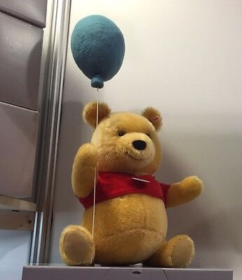 2017 Steiff Winnie the Pooh D23 expo LE 23 Limited Edition 6 of 23