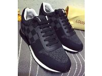 Louis vuitton Runner Trainers size uk8