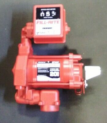 Fill-rite Fr701v Fuel Transfer Pump