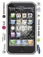 Reparation cellulaire a Montreal chez CellTechs 514-576-6686