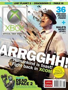 Official Xbox Magazine, Issue 110, June 2010...NEW