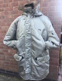 Schott Parka Jacket N-3B Extreme Cold Weather Coat