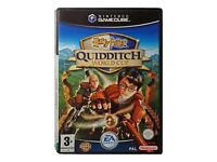 Harry Potter Quidditch World Cup Nintendo GameCube Video Game with Booklet