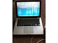"Macbook pro 13"" mid 2012 mint no offers"