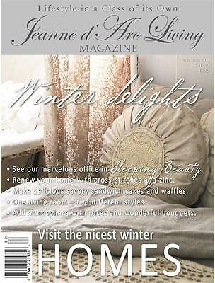 ARRIVED I ship Today February 2017 Jeanne d'Arc Living MAGAZINE 2 European/Decor