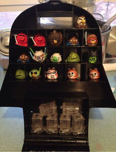 Angry Birds Star Wars telepods & case