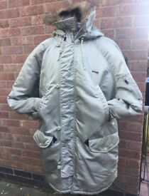 Parka Coat Schott N3-B cold weather jacket