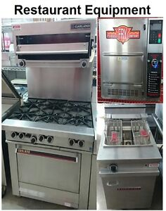 New & Reconditioned Restaurant / Food Service Equipment