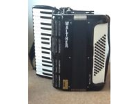 72 bass accordion for sale