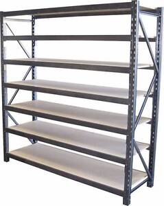 SHELVING LONGSPAN NEW - All sizes & options - Deliver and Install Welshpool Canning Area Preview