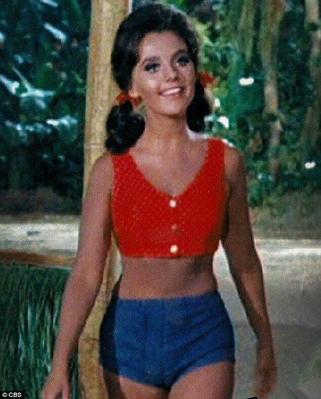 DAWN WELL 8 X 10 Autographed Photos W/COA - Gilligan s Island- COMES FRAMED - $49.99