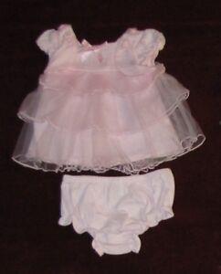 6-9 months Baby girl dress.