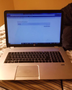 HP Envy 17 working great