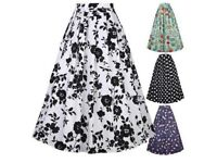 Sewing party skirts and dresses