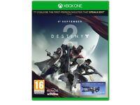 Destiny 2 brand new n sealed