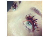 Professional eyelash extensions sha-lash