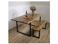 BENCH for dining table- brand new