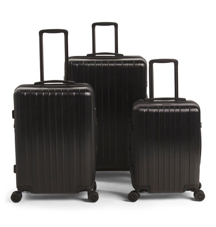 CalPak Maie 3 Piece Hardside Spinner Luggage Set NWT