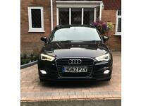 Audi A3 2.0 TDI S Line 3dr (Black, Sat Nav, Parking Sensors, Bi-Xenon Headlights)