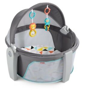 Fisher-Price On-The-Go Baby Dome — BRAND NEW
