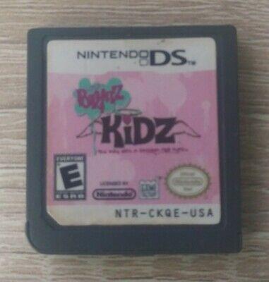 Bratz Kidz (Nintendo DS, 2008) Game Only