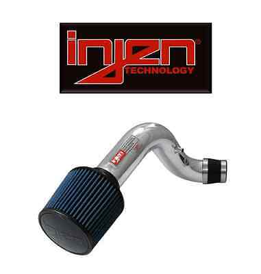 Acura Silver Intake System (Injen Polished Silver Short Ram Air Intake System For Acura Integra * IS1450P * )