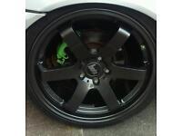 """Bola B1 19"""" 5X120 BMW alloy wheels"""