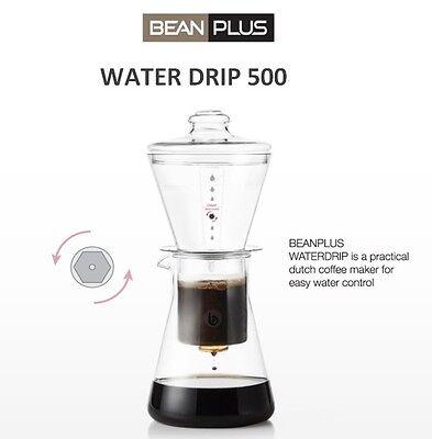 BEANPLUS WATERDRIP 500 Home Cold Brew Dutch Coffee Maker Eas