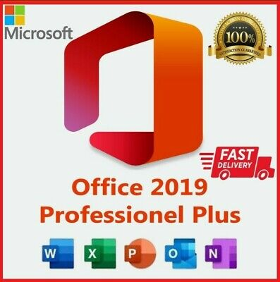 MS✔️Office®Professional®2019 Plus✔️Vollversion✔️Key✔️Pro✔️32/64 MS Retail ✔️