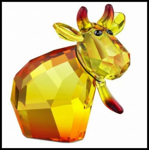 Swarovski® Lovlots *HOT CHILI MO* Cow Limited Edition 1173065 BNIB MINT Retired