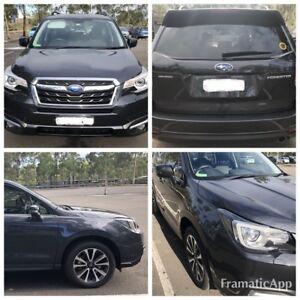 2016 Subaru Forester 2.5i-S S4 Auto AWD MY16