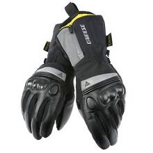Dainese Double Carbon D Dry Gloves MEDIUM Excellent Condition Diamond Creek Nillumbik Area Preview