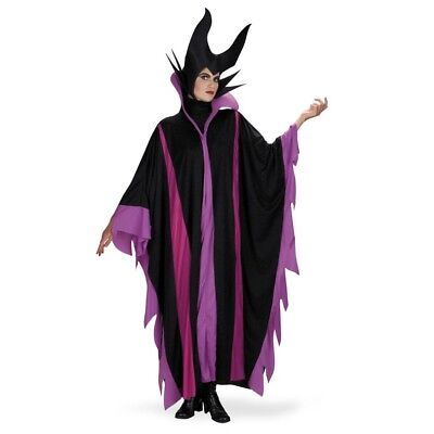 Disguise Womens Disney Sleeping Beauty Maleficent Deluxe Costume - Large (12-14) - Sleeping Beauty Maleficent Costume