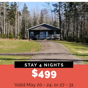 PEI Deluxe Cottages