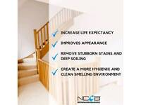 NCCA qualified Carpet and Upholstery cleaning service