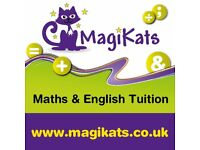 Boost your child's Maths and English skills with MagiKats East Grinstead