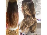 MOBILE HAIRSTYLIST / HAIRDRESSER GLASGOW