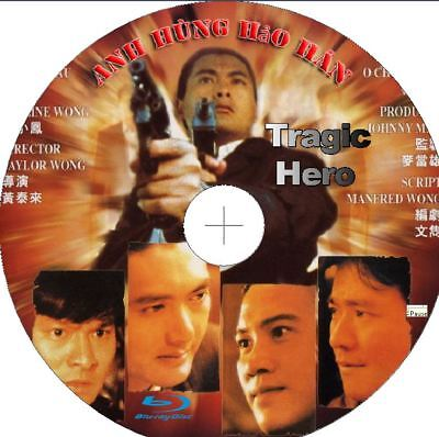 Anh Hùng Hảo Hán -Tragic Hero - Phim Le Hong Kong (Blu-ray) Chow Yun Fat- USLT
