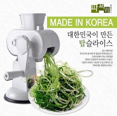 Sale Japanese Spiral Vegetable Slicer Fruit Cucumber Cabbage Kitchen/_vgcc